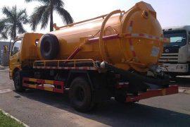 Hút hầm cầu khẩn cấp tại Phường Long Bình- Biên Hòa