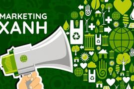 Marketing xanh trong việc thúc đẩy tiêu dùng xanh