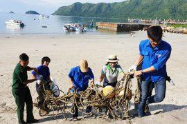 Vì môi trường biển không rác thải nhựa