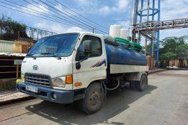 Đơn vị hút hầm cầu uy tín chuyên nghiệp tại Phường Bửu Hòa