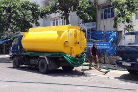 Cung cấp dịch vụ thông tắc – Hút hầm cầu tại Phường Tam Phước