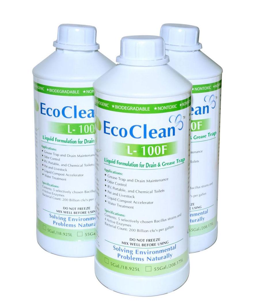 bột khử mùi hôi ecoclean
