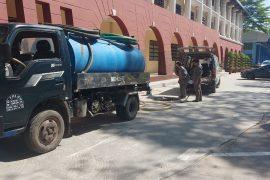 Công trình thực tế lắp đặt hệ thống hút hầm cầu Biên Hòa