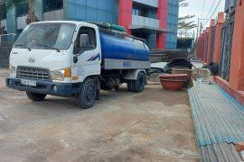 Dịch vụ vận chuyển nước thải tại Đồng Nai